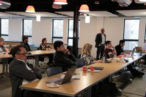 Presentations at Cornell's biotech I-Corps short course